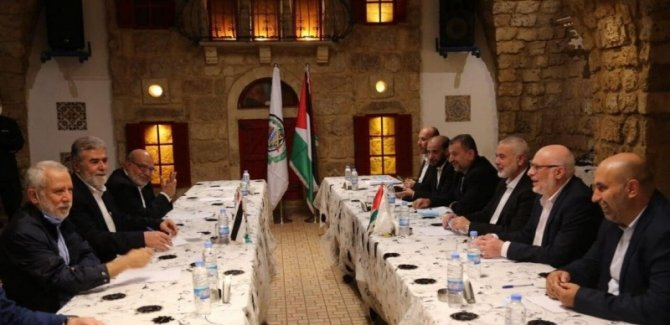 Hamas ve İslami Cihat'tan ABD- Siyonist komplosuna karşı direniş çağrısı
