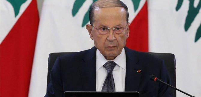 Mişel Avn, Lübnan'ın 'yol ayrımında' olduğunu söyledi