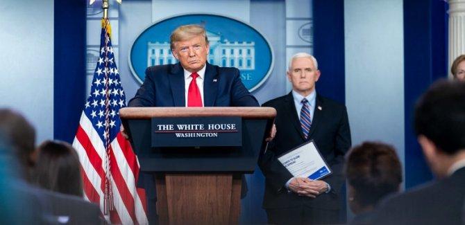 Trump: Kürtlerle hareket edebiliriz