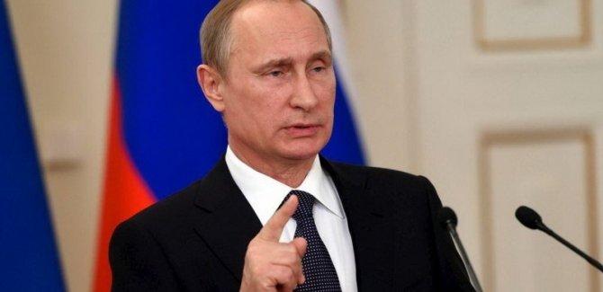 Putin: ABD yüzünden hipersonik silah geliştirmek zorunda kaldık