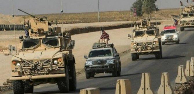 Irak'ta ABD terör güçlerinin konvoyuna bombalı saldırı!