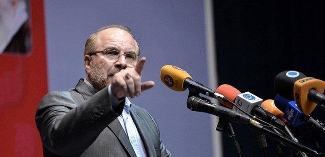 İran Meclis Başkanı'ndan Ruhani'ye eleştiri