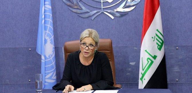 BM: Erbil ile Bağdat'ın yakınlaşması memnuniyet verici