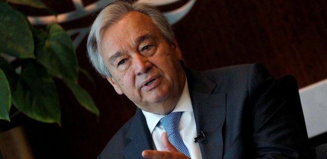 BM Genel Sekreteri ABD'nin İran'a yaptırım başvurusunu incelemeyi reddetti