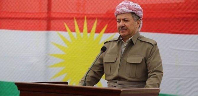 Barzani: Din alimlerini, büyük rollerinden dolayı takdir ediyorum