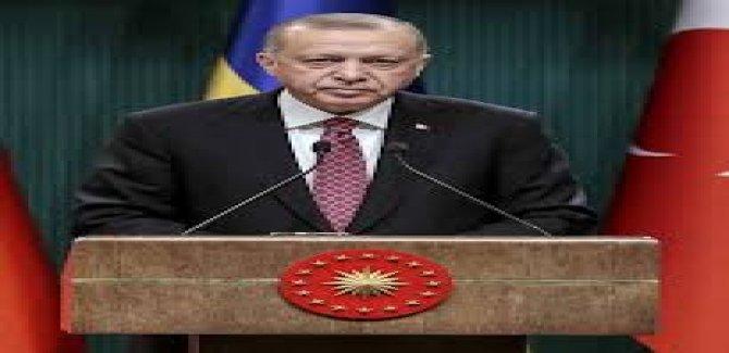 Erdoğan Gündeme ilişkin açıklamalar yaptı