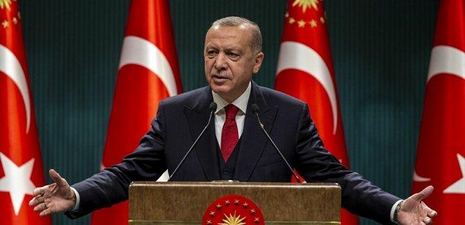 Erdoğan, BM Genel Kurulu'na hitap etti