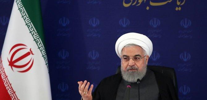 Ruhani: Ekonomik savaştayız