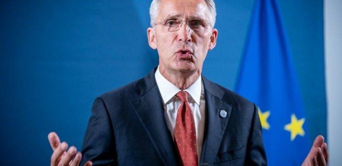 NATO: Türkiye ile Yunanistan arasında iyi bir ilerleme kaydedildi