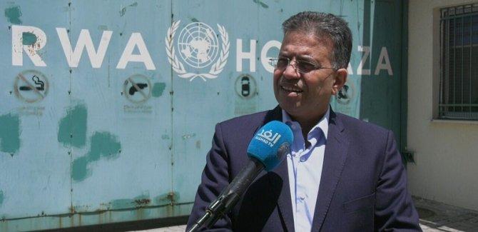 UNRWA: Filistinli mülteciler için yardımda ciddi bütçeye ihtiyaç var