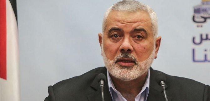 Heniyye, Hamas yönetiminin Fetih'le anlaşmayla ilgili toplantı düzenleyeceğini açıkladı