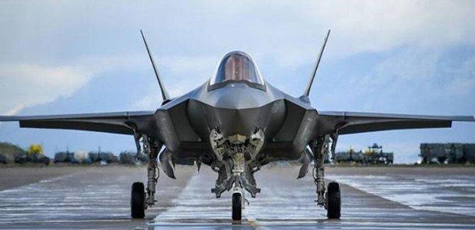 BAE, F-35 savaş uçakları için ABD'ye resmi başvurusunu yaptı
