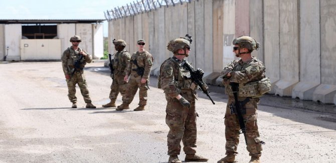Irak Hizbullahı'ndan ABD askerlerine tehdit