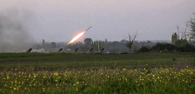 Ermenistan Azerbeycan Arasında Şiddetli Çatışmalar