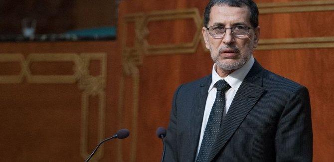 Fas Başbakanı Osmani'den İsrail tepkisi!