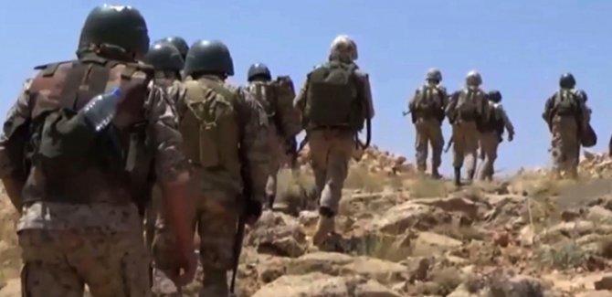 Lübnan-Suriye sınırında çatışma: 13 ölü, 3 yaralı