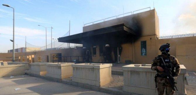 ABD Büyükelçisi Bağdat'tan ayrıldı!