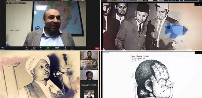 Irkçılıkla mücadelenin sembollerinden İmam Harun anıldı