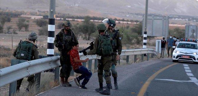 İkinci İntifada'dan bu yana 120 bin Filistinliyi gözaltına aldındı