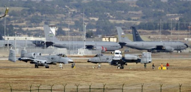 Pentagon Kötü Haber: İncirlik Kapanmıyor