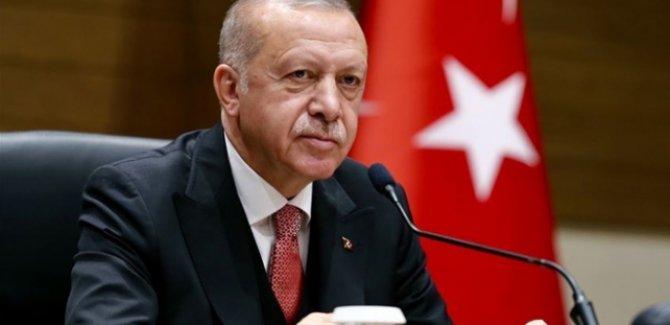 Erdoğan'dan AB liderlerine mektup