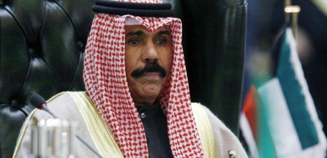 Kuveyt'in yeni Emiri'den Filistin davasına destek