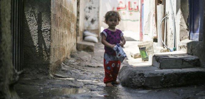 Gazze ekonomisi Kovid-19 nedeniyle felce uğradı
