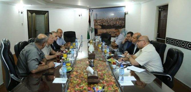 Hamas, Fetih Merkez Komitesi'nin açıklamasını memnuniyetle karşıladı