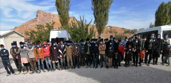Van'da göçmen faciası: Havasızlıktan öldüler