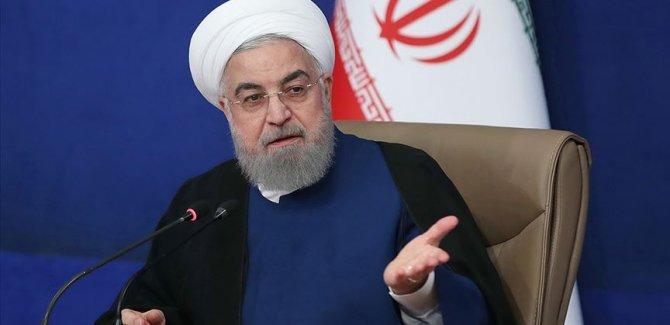 Ruhani: Ekonomik savaş daha fazla süremez