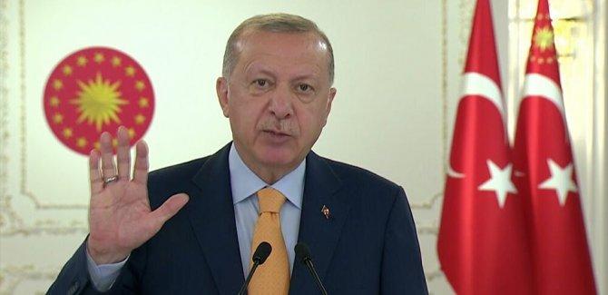 Erdoğan: NATO dahil her platformda ABD ile çalışmaya devam edeceğiz