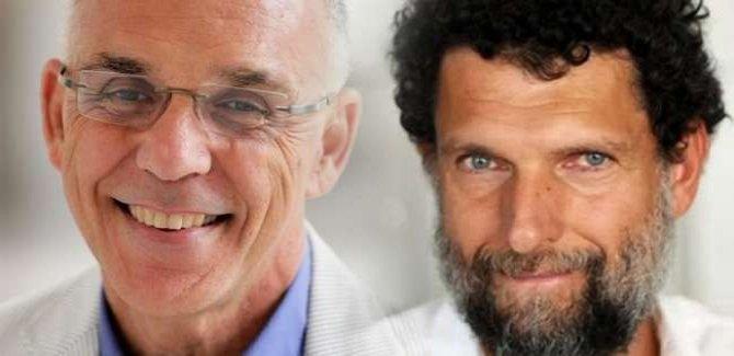Osman Kavala ve Henri Barkey hakkında hazırlanan iddianame kabul edildi