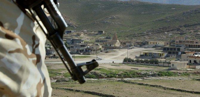 Şengal Kaymakamı Halil: PKK ile Haşdi Şabi kentten çıkarılacak