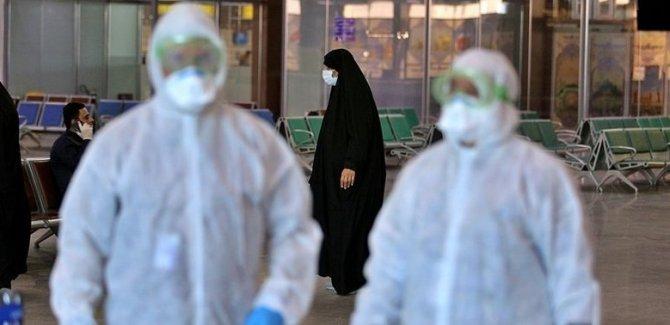 İran'da son 24 saatte 254 kişi hayatını kaybetti