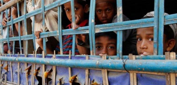 BM: Müslüman Çocukları Mayınla Havaya Uçurdular