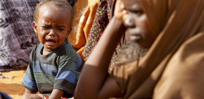 Dünyanın yüzde 10'u açlıkla mücadele ediyor