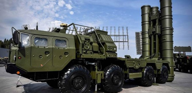 Türkiye bugün S-400 füzelerini test edecek