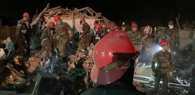 Azerbaycan: Füze saldırısı düzenlendi, 2'si çocuk 12 sivil öldü, 40 yaralı