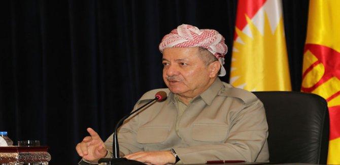 Barzani'den Selahaddin'deki kaçırma olayıyla ilgili açıklama