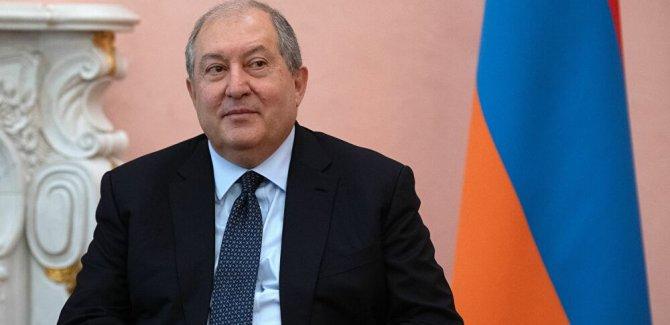 Sarkisyan, NATO ve AB'den Türkiye'ye baskı yapmasını istedi
