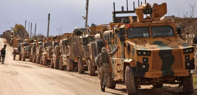 'Türkiye, Suriye'deki 8 askeri noktadan çekiliyor' iddiası