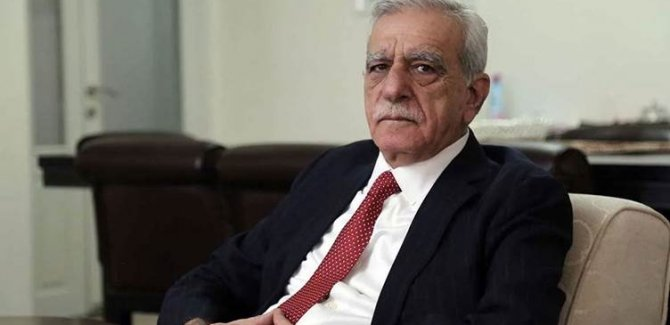 Ahmet Türk: Kobani'ye devletin bilgisi dahilinde gittim