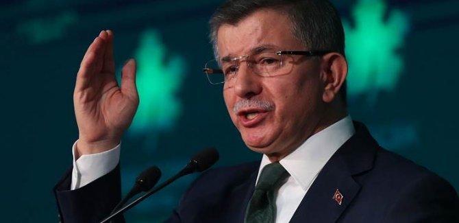 Davutoğlu: Kürtçe bu toprakların has dilidir