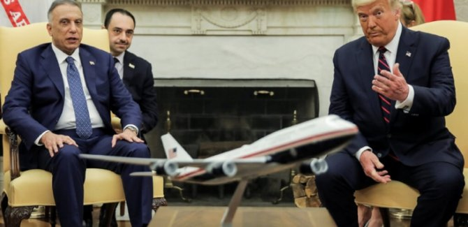 ABD'den Irak'a Siyonist Rejim Baskısı