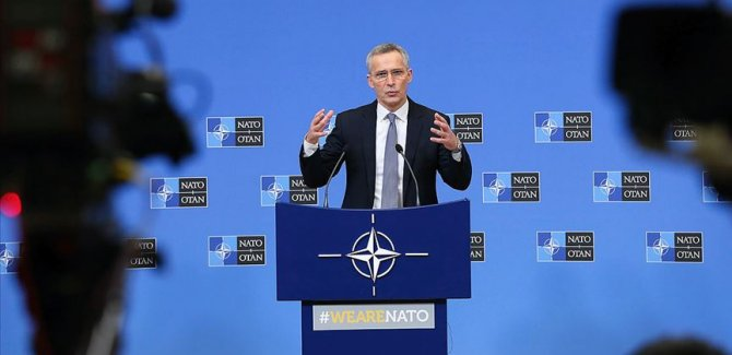 Stoltenberg:Türkiye ile Yunanistan arasındaki mekanizmayı güçlendirmek için çalışıyoruz