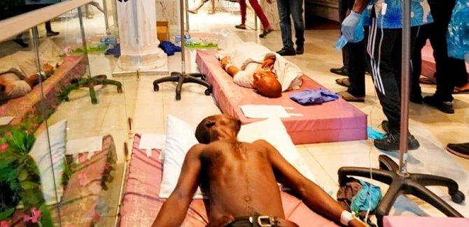 Nijerya'da polis zulmünü protesto edenlere asker ateş açtı