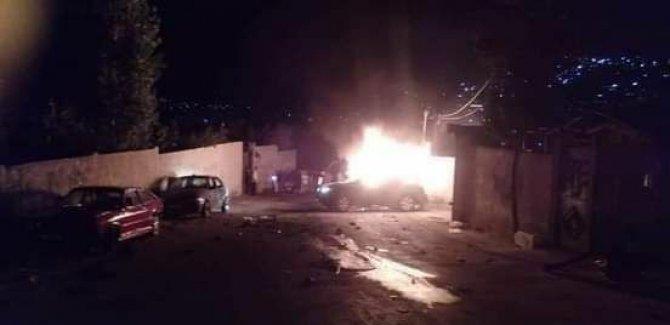 Şam Müftüsü El-Afyuni'ye bombalı saldırı