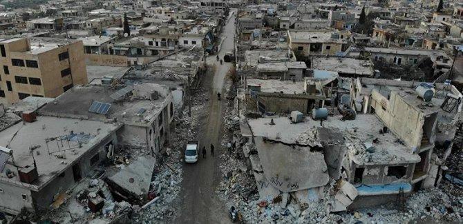 ABD'den Suriye'de hava saldırısı: El Kaide liderleri vuruldu