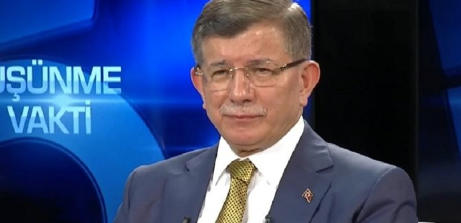 Davutoğlu'ndan Şehir Üniversitesi açıklaması