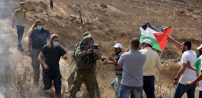 İsrail polisi ve Yahudi yerleşimcilerin saldırıları durmuyor